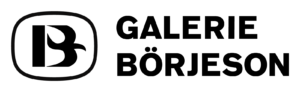 Logotyp Galerie Börjeson